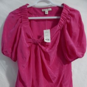 Banana Republic xs, extra small, top with tags